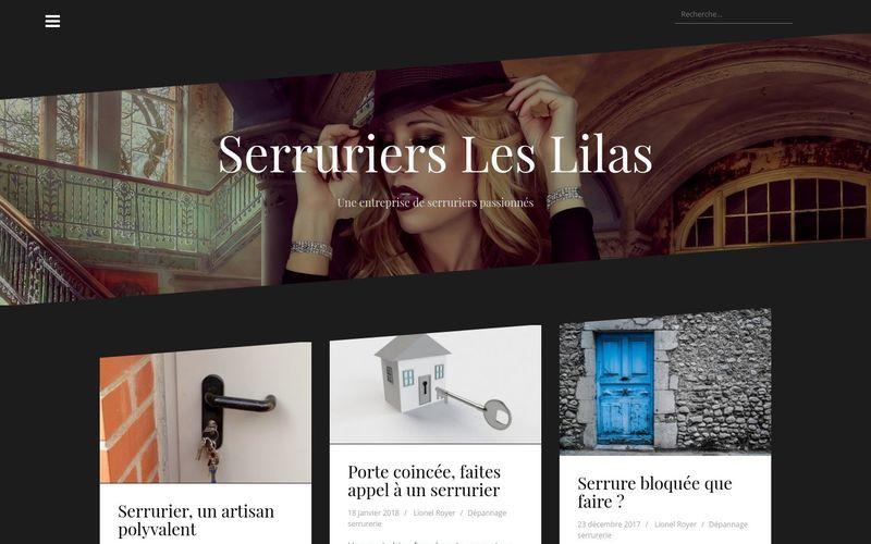 Serruriers Les Lilas - Une entreprise de serruriers passionnés