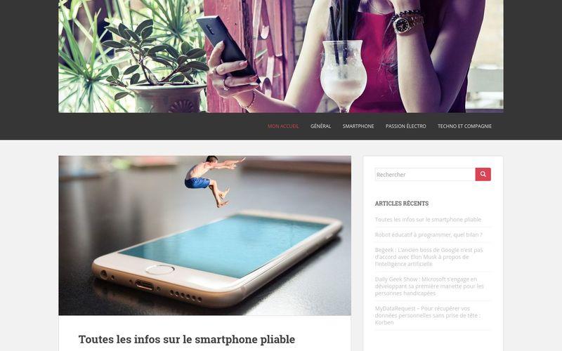 Tout dans la poche - Un blog dédié aux smartphone, à l'électronique et aux technos